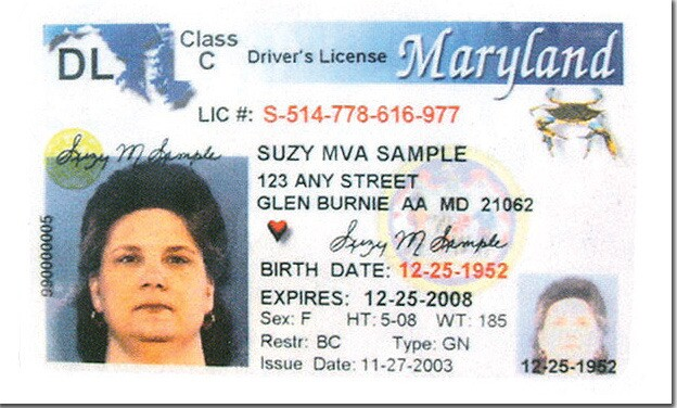 Allow Illegal Immigrants Driver's Would For Licenses Bill Maryland
