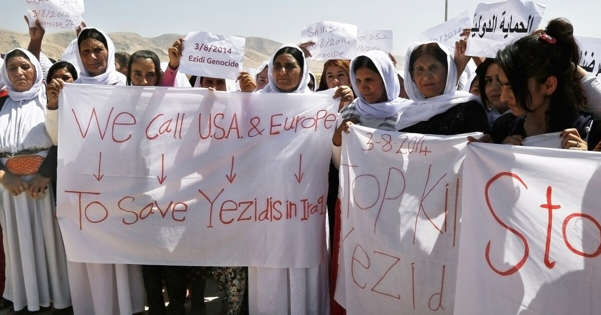 Agony of Yazidis extends to sixth anniversary of their genocide