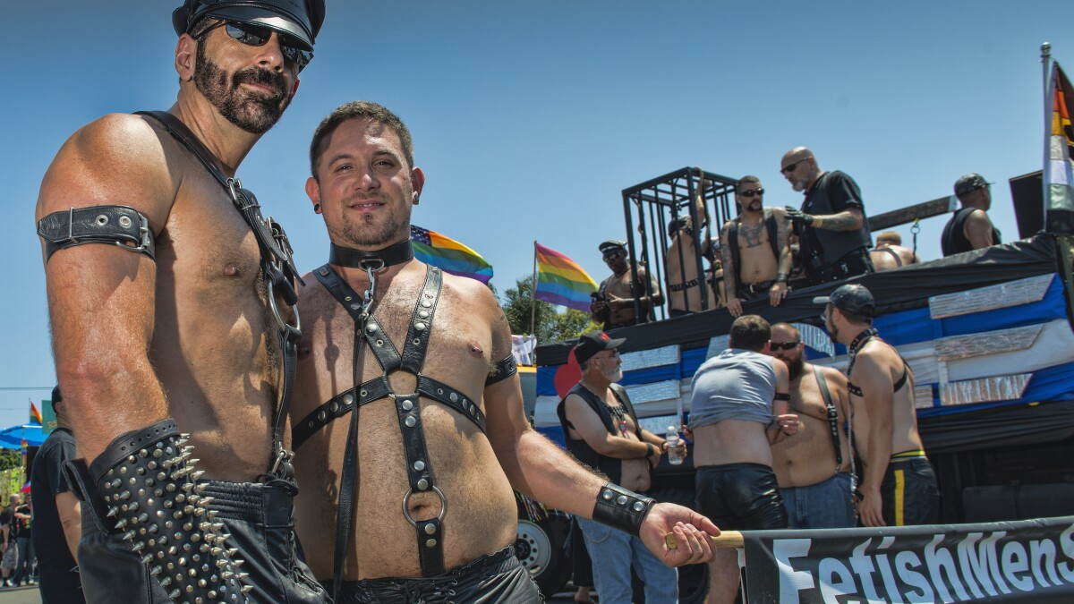 DC's degenerate 'leather weekend' annihilates gay progress