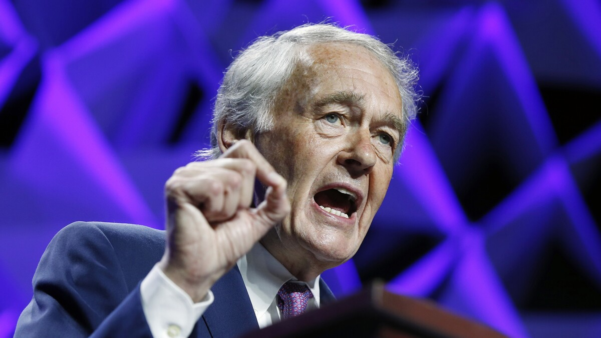 Sen. Ed Markey campaign aide apologizes after mocking mental health of Kennedy family