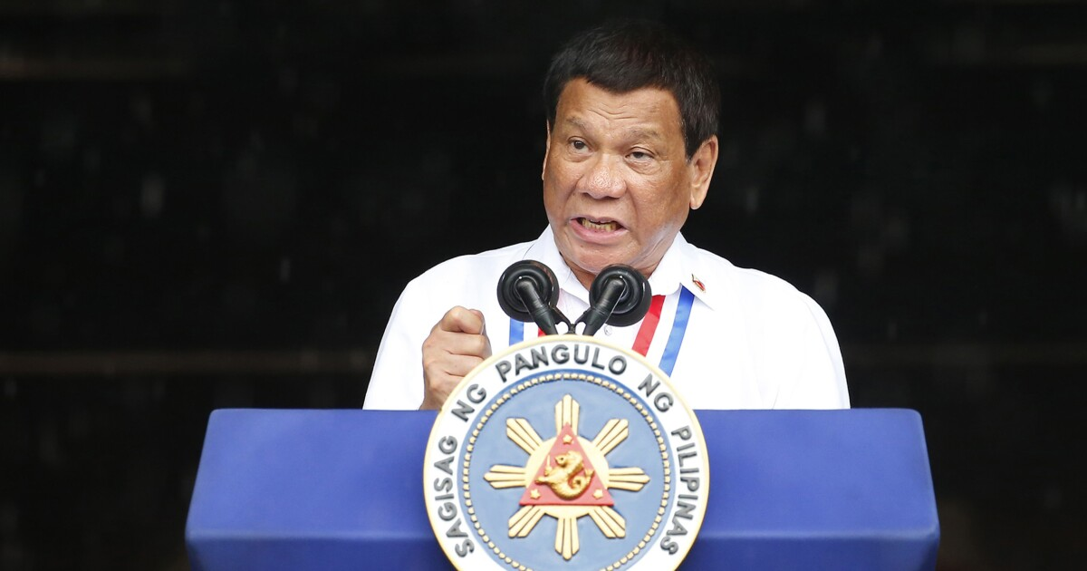 Filipino president says he will 'declare war' if Canada does not take back its trash