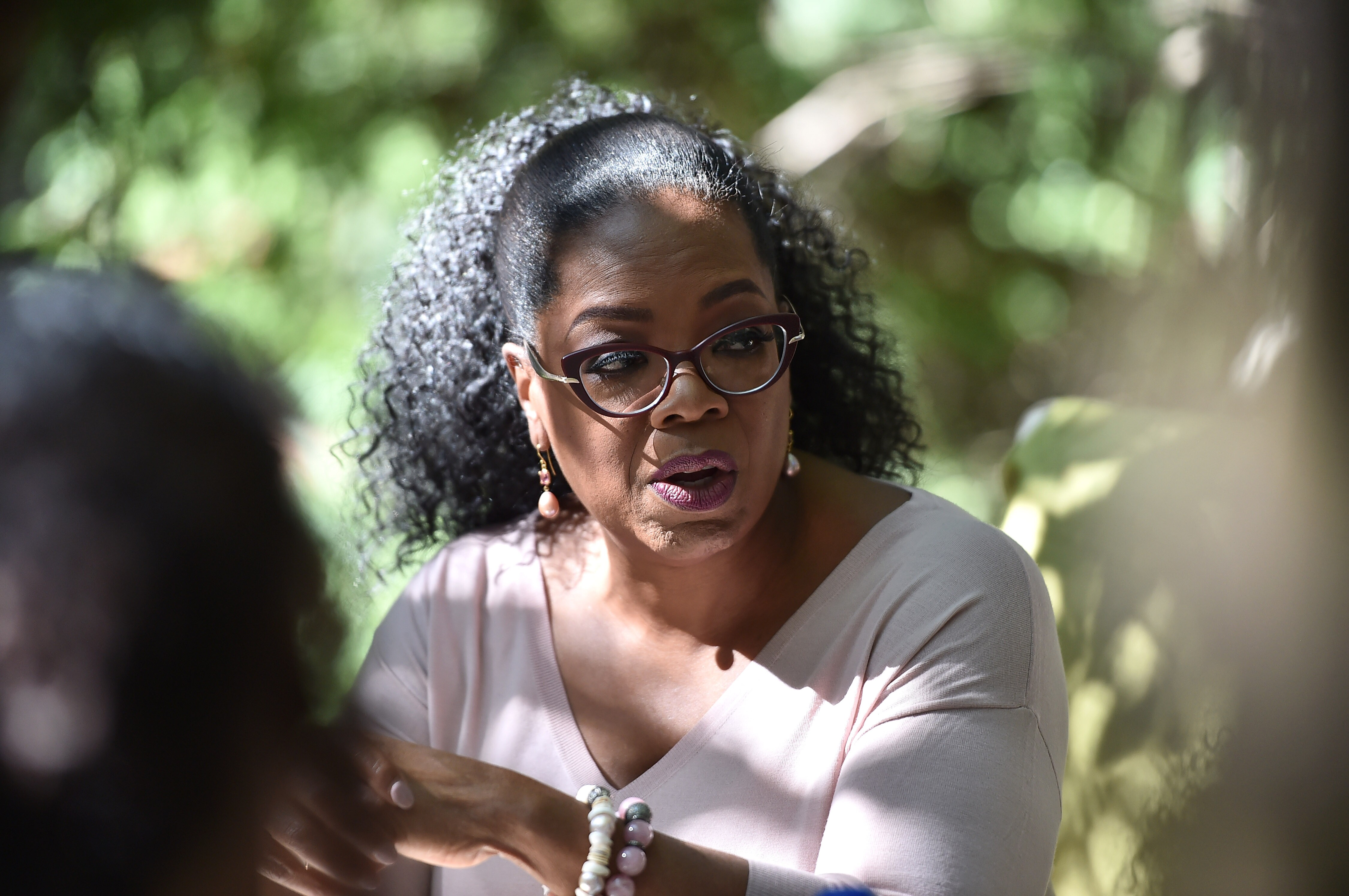 Fact Check Did Oprah Say All White People Have To Die