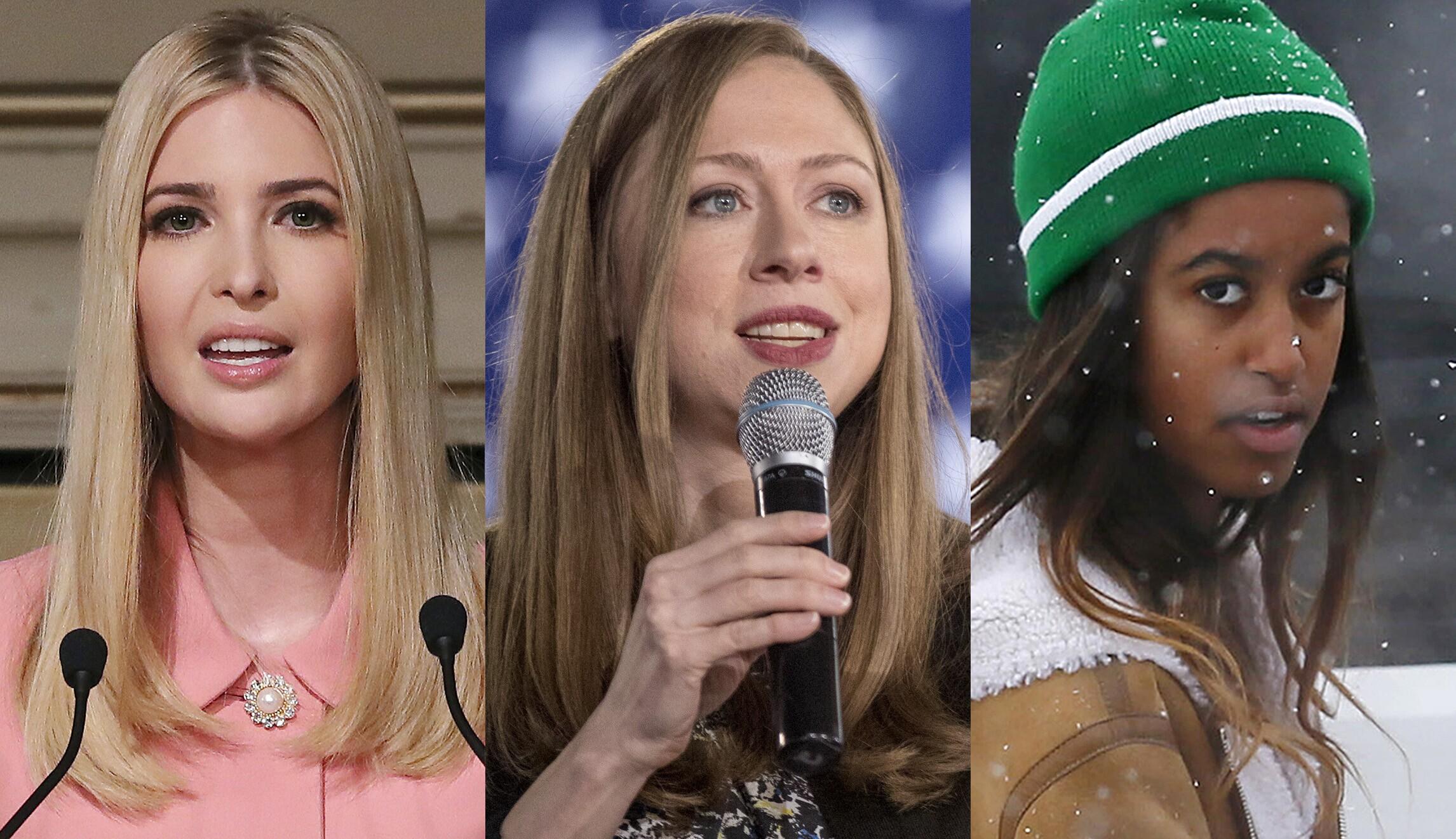 Ivanka Trump, Chelsea Clinton tear into media for coverage of Malia ...