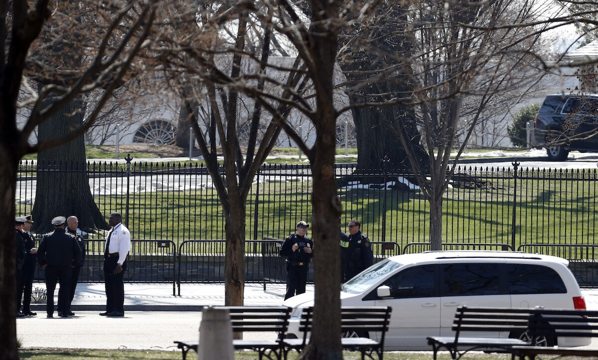 Nasty Weather Challenges But Doesnt >> Consider The Challenges The Secret Service Face