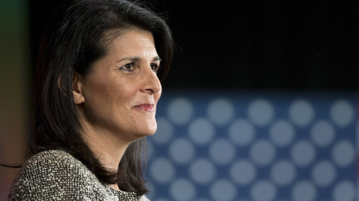 How Nikki Haley could beat Trump and the Democrats