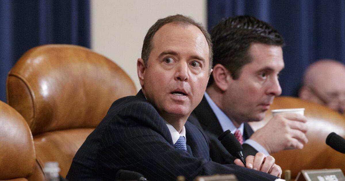 Schiff reveals assurance from FBI director under Trump