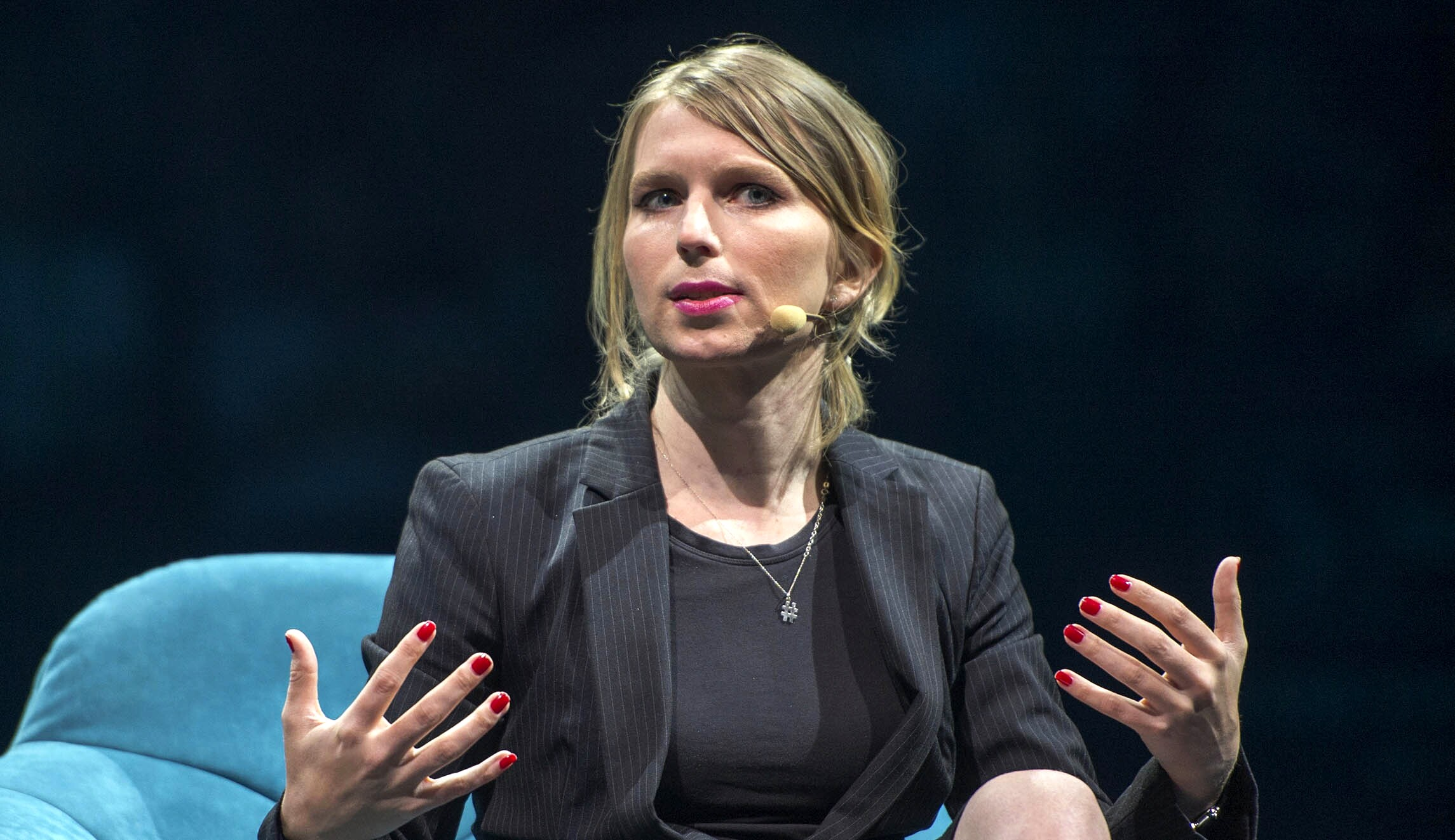 4498e59c155c Chelsea Manning to be denied entry to Australia