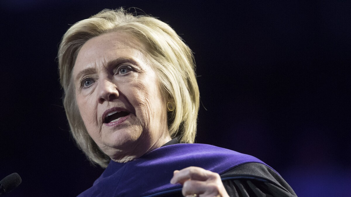 Groups claim Clinton campaign broke campaign laws over Fusion GPS and Steele funding