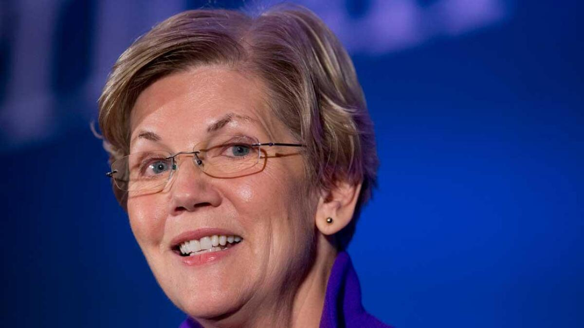 Warren reviewing 'Medicare for all' funding options after getting pressed on taxes