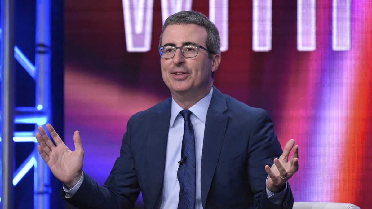 Everyone but John Oliver understands America is a center-right country