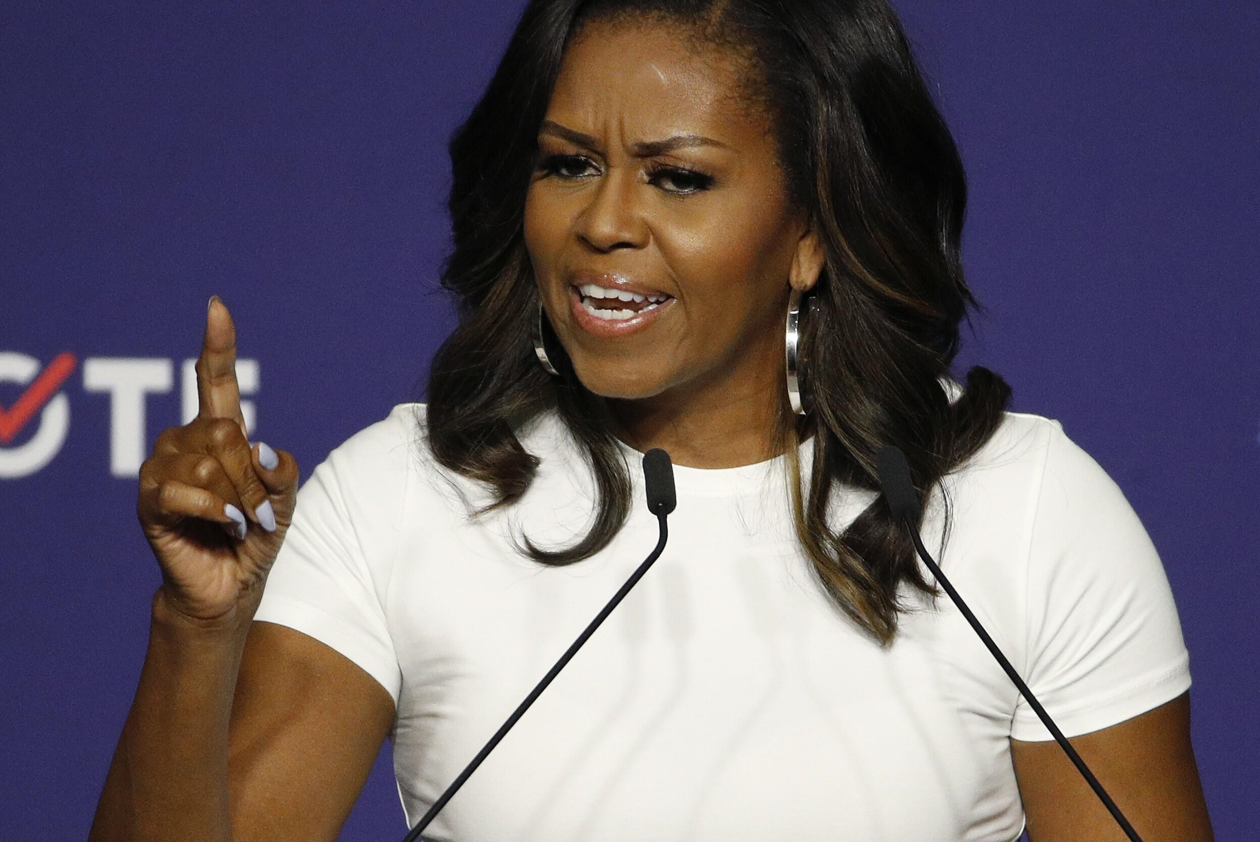 Election 2018 Michelle Obama