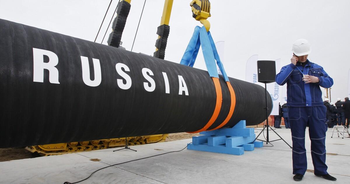 Biden damages NATO with his extraordinary Nord Stream II gift to Vladimir Putin