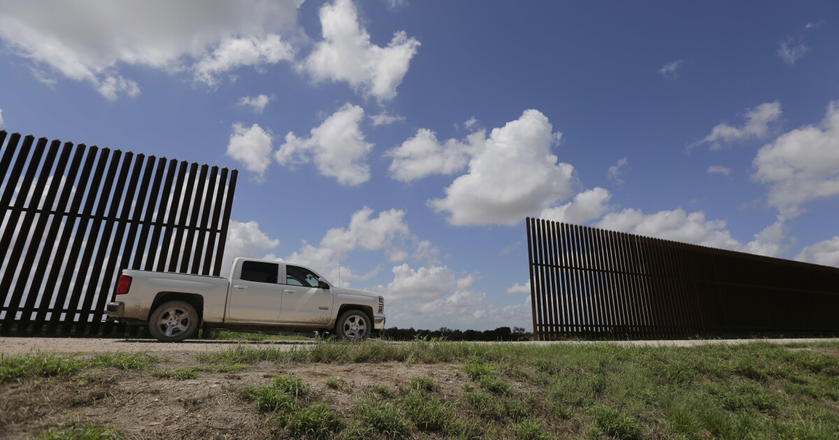 Border walls may be unpopular, but they work