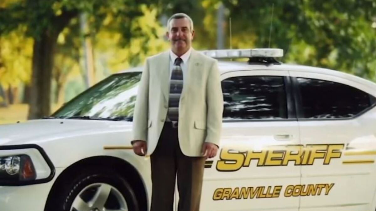 Sheriff indicted after allegedly plotting to kill his deputy