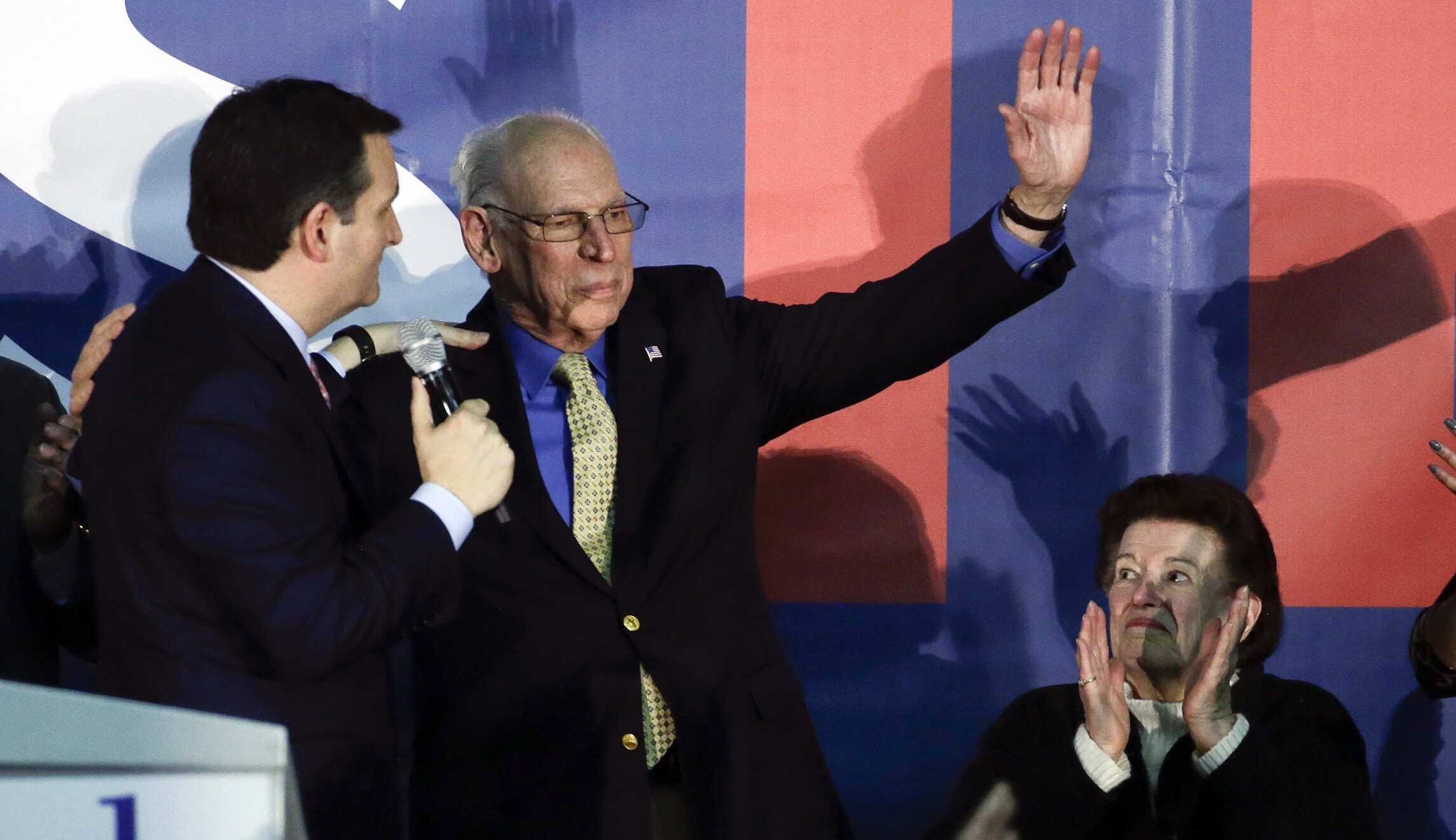 Ted Cruz's father to be 'exposed?': Twitter jokes impending