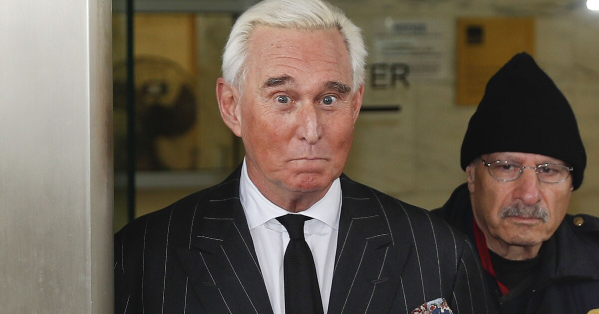 US attorney caved to 'ultimatum' by Mueller prosecutors in Roger Stone case