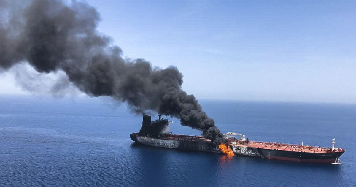 Iran fired missile at US drone hours before tanker attacks: Report