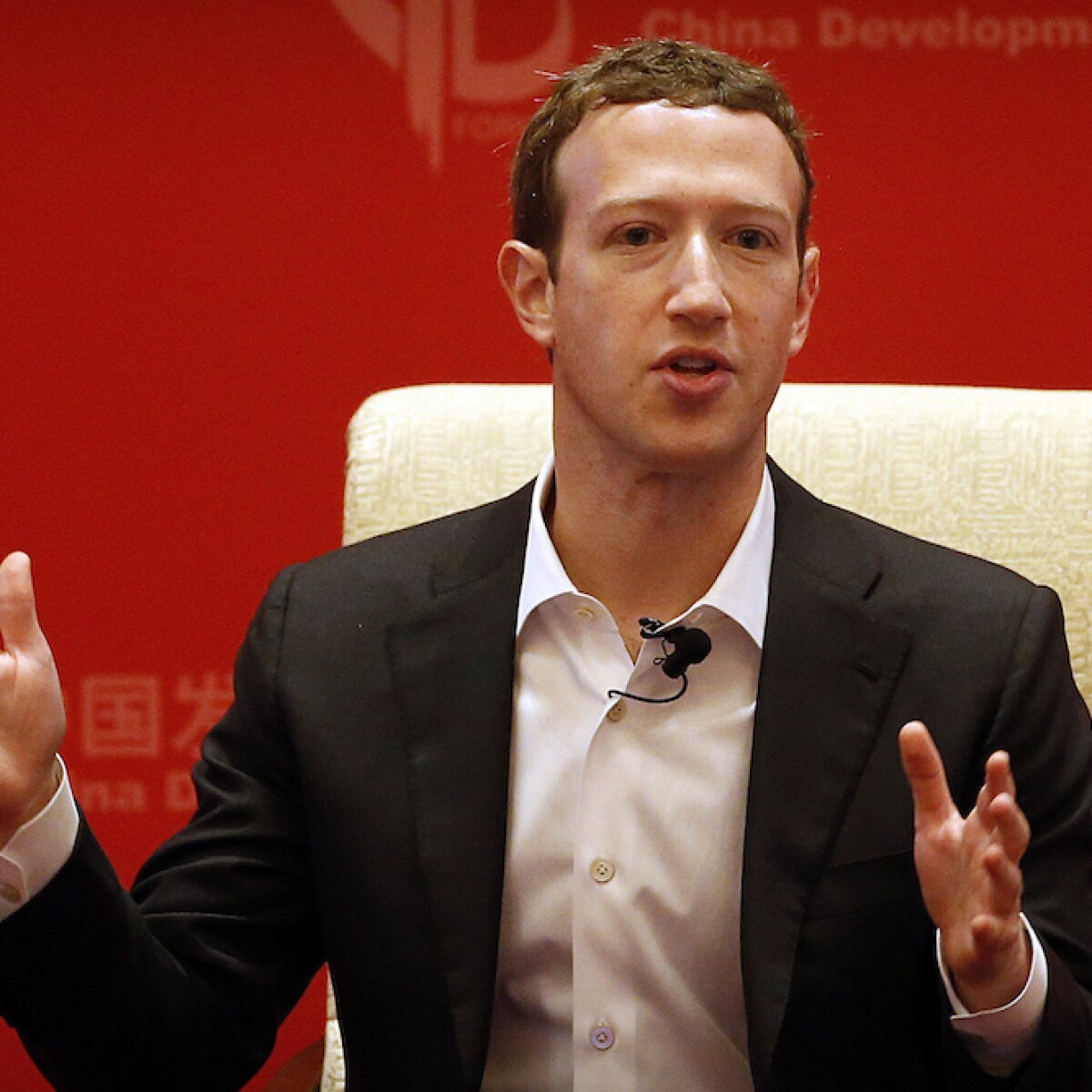The Maturation Of Mark Zuckerberg New York Magazine: Facebook CEO Mark Zuckerberg On Cambridge Analytica Data