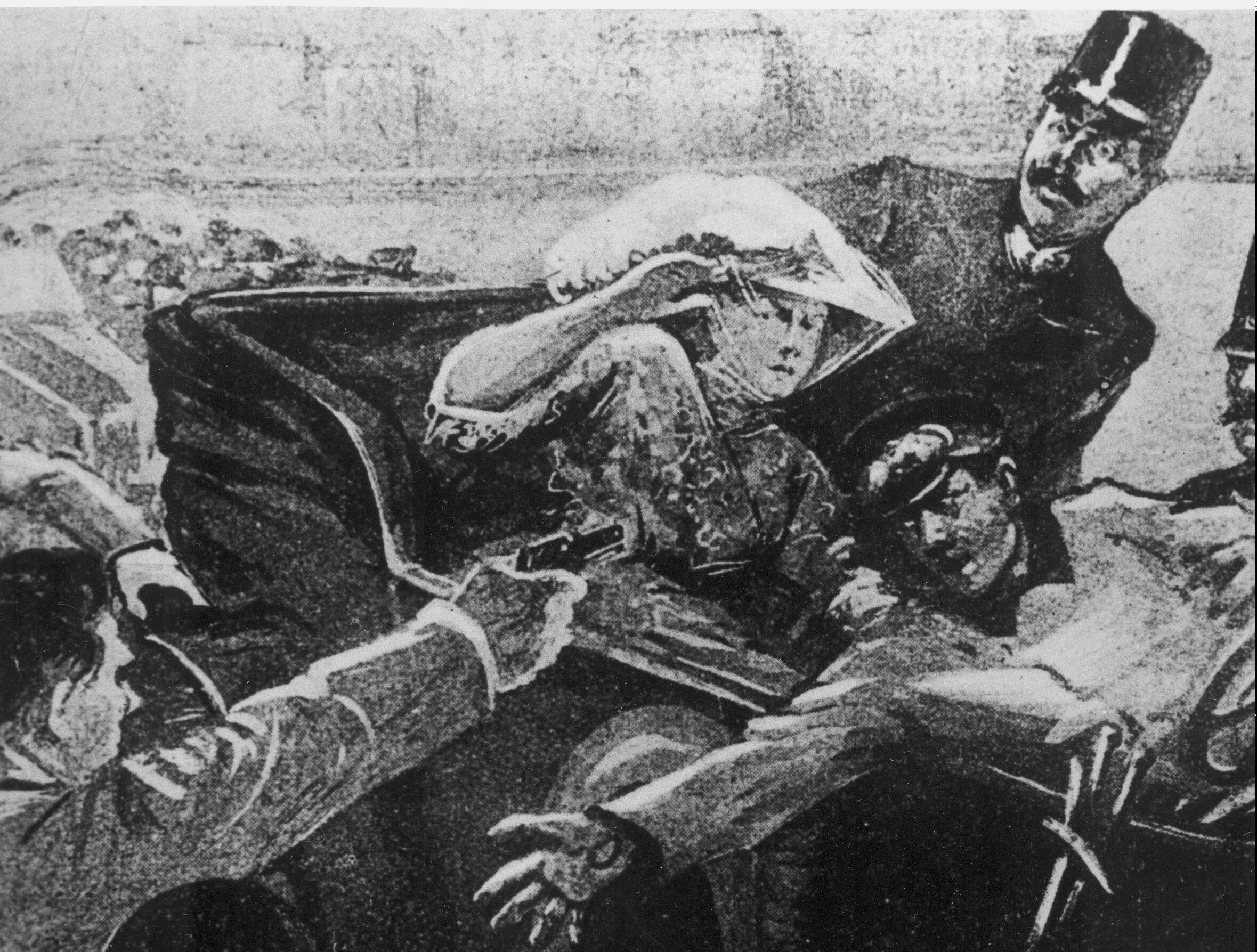 Image result for francis ferdinand killed