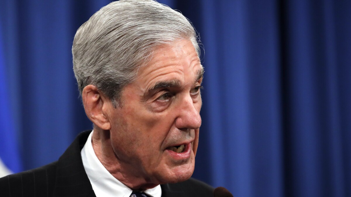Justice Department letter to Robert Mueller wasn't the 'warning' the media keep saying it was