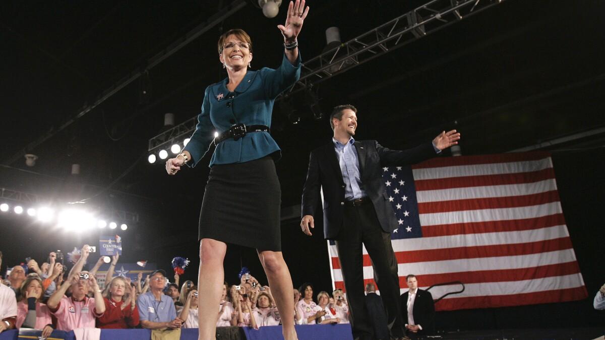 The Left should stop classlessly cheering Sarah Palin's divorce