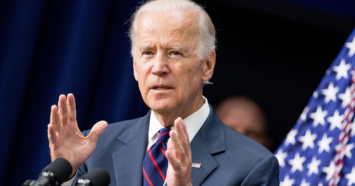 Biden slammed for vetting `only one` Hispanic VP...