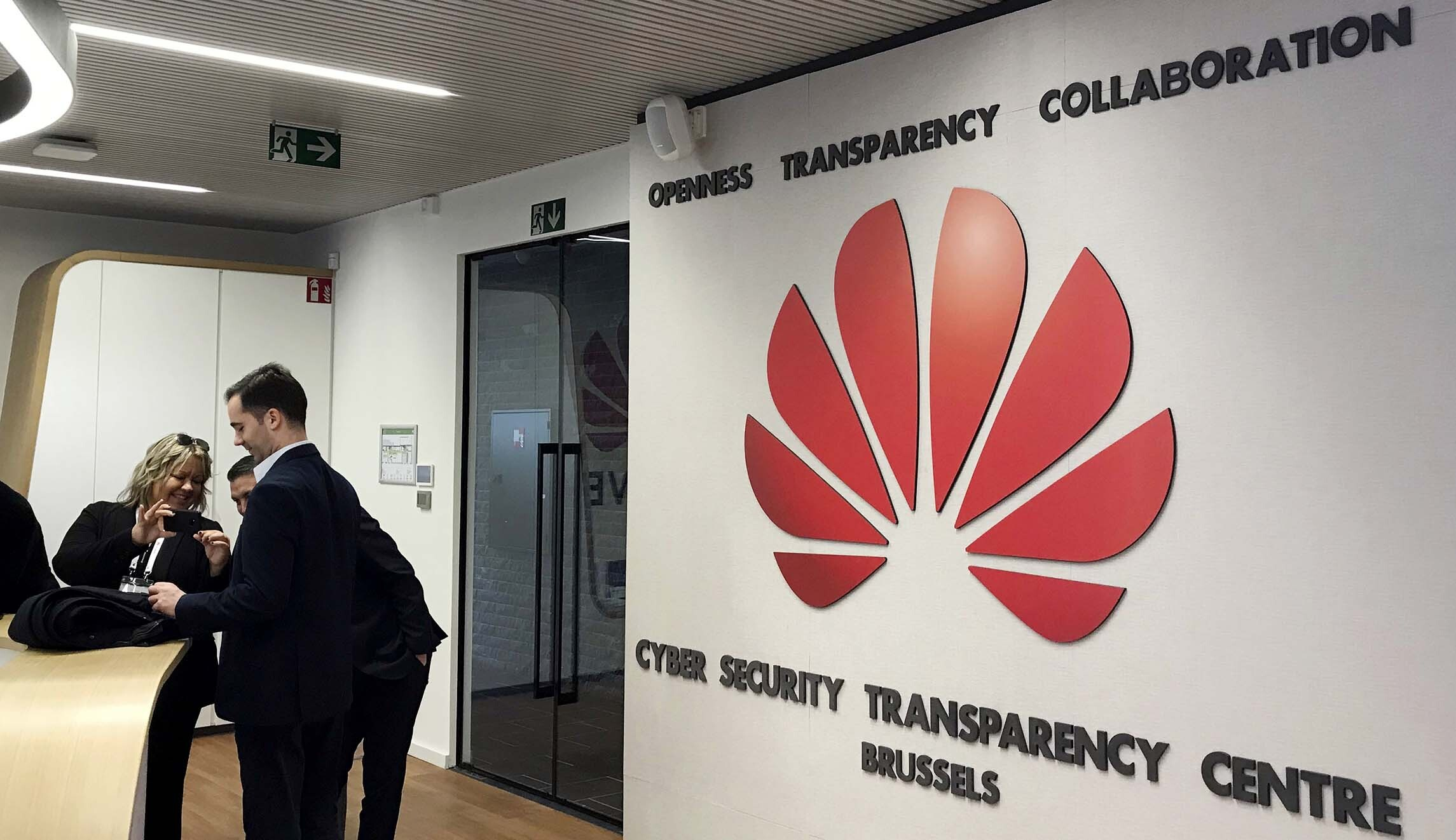 White House links Huawei and ZTE to Chinese Muslim 'concentration camps'