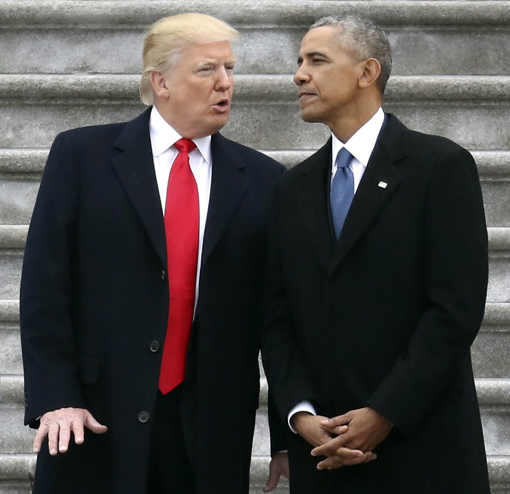 President Obama: Obama Crushes Clinton As 'best' President, But Trump Tops