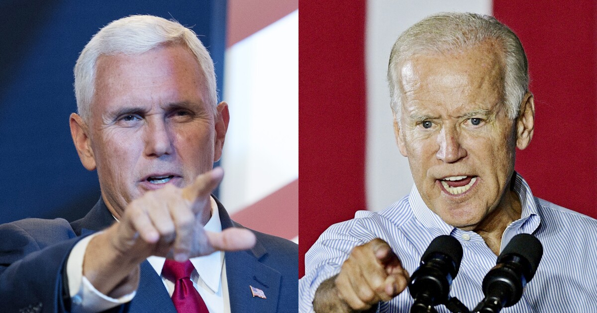Dueling vice presidents: Pence and Biden joust in Munich over foreign policy - Washington Examiner image