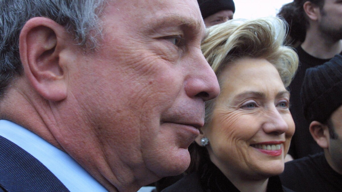 Ex-Bill Clinton adviser: Bloomberg and Hillary cooking up 'scheme' for her to become Democratic nominee