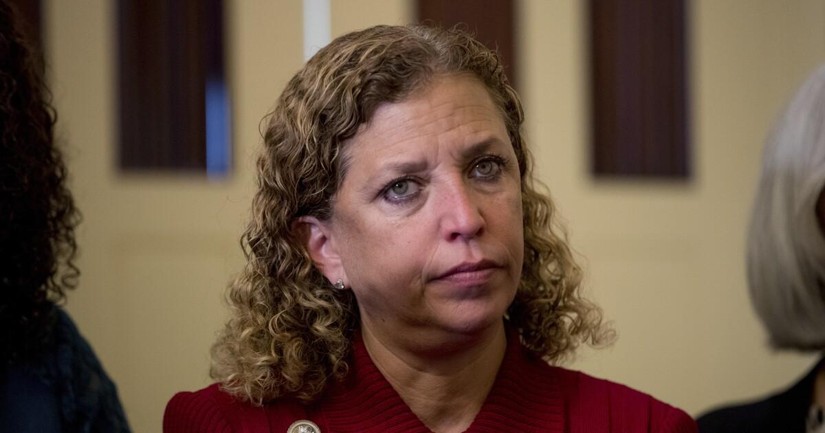 Debbie Wasserman Schultz dumps the Women's March