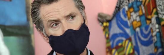 Virus Outbreak California Masks