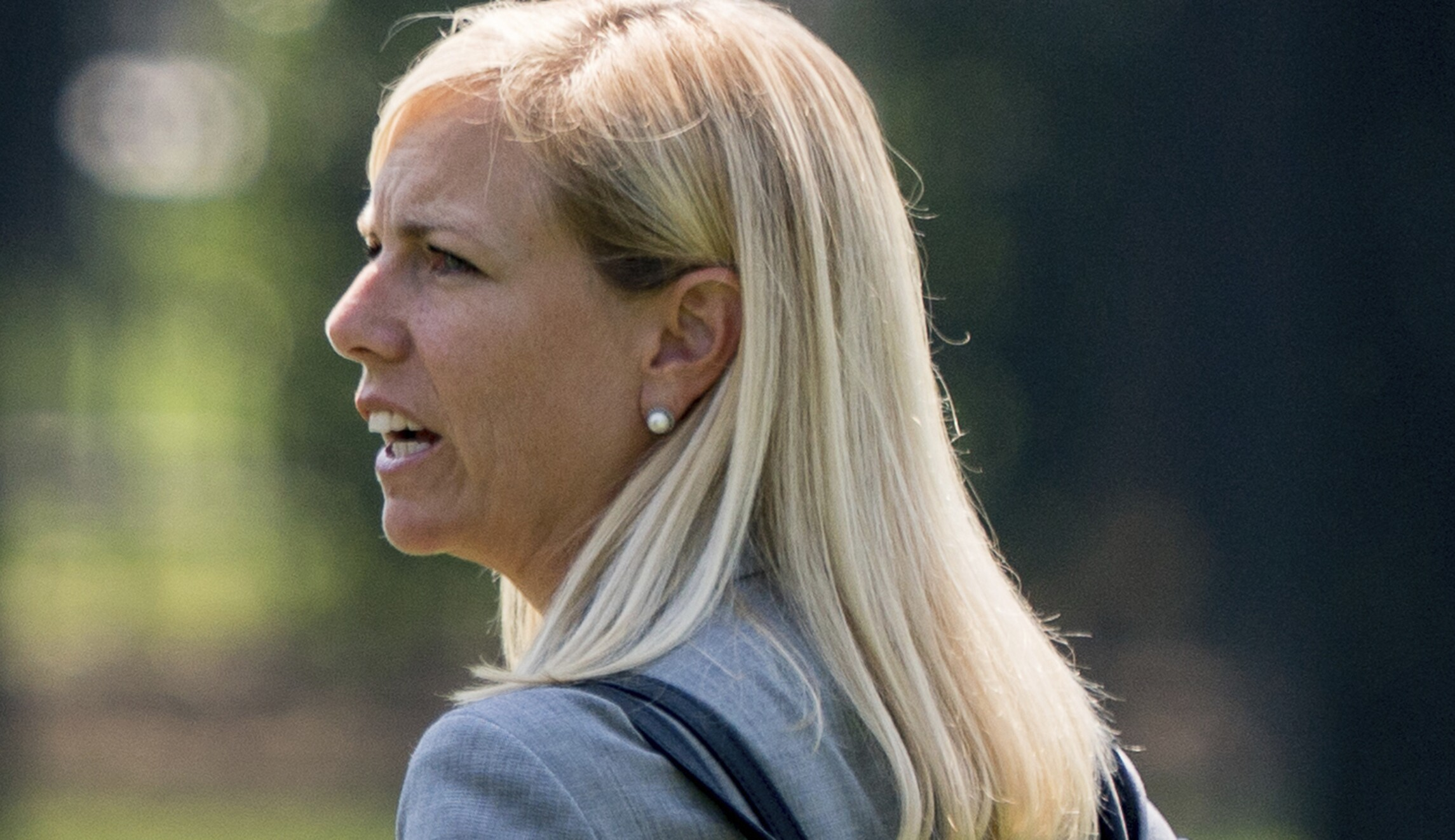 Dhs Secretary Kirstjen Nielsen Says She Is Not Aware Of Deal With Mexico To Pay For Trumps Border Wall on Modern Border