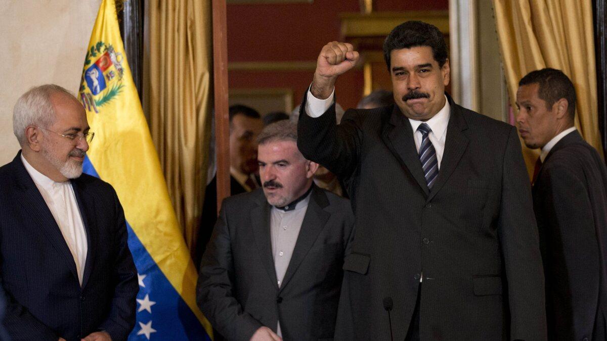 'Nightmare' in Venezuela: Maduro's alliance with Hezbollah raises specter of terror threat, analysts say