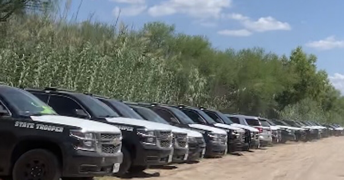 Texas troopers credited with retaking control of Del Rio border