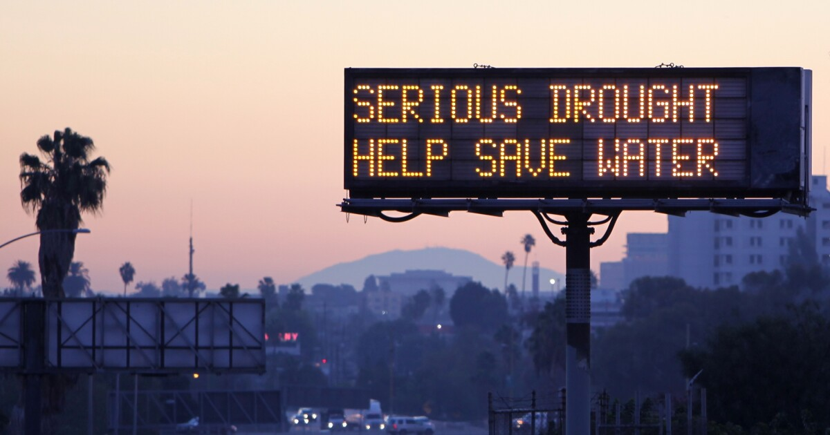 Severe drought is wreaking havoc on hydropower in California, risking outages