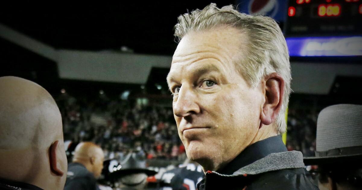 Why former Auburn football coach Tommy Tuberville has a