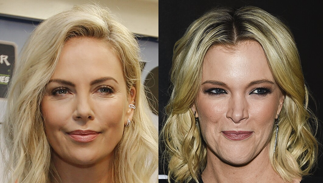 Charlize Theron to play Megyn Kelly in movie about Roger Ailes