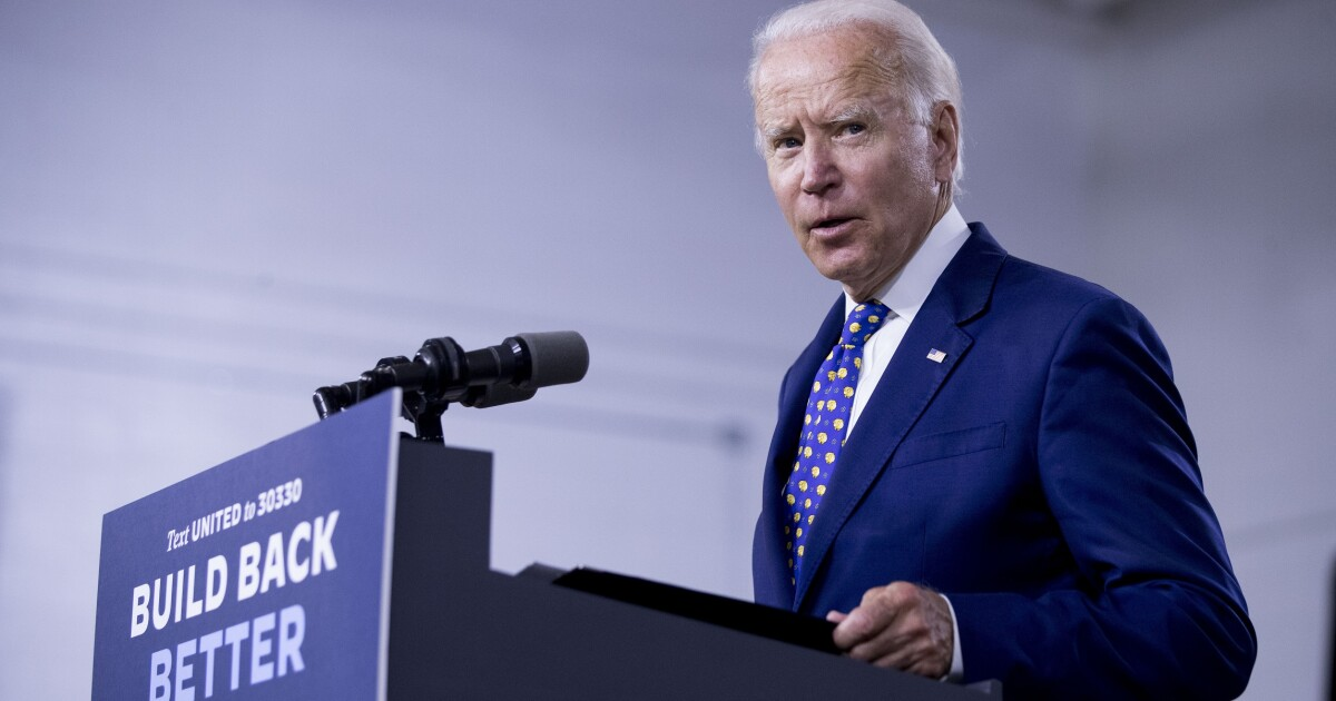 When will Joe Biden have the guts to leave his basement?