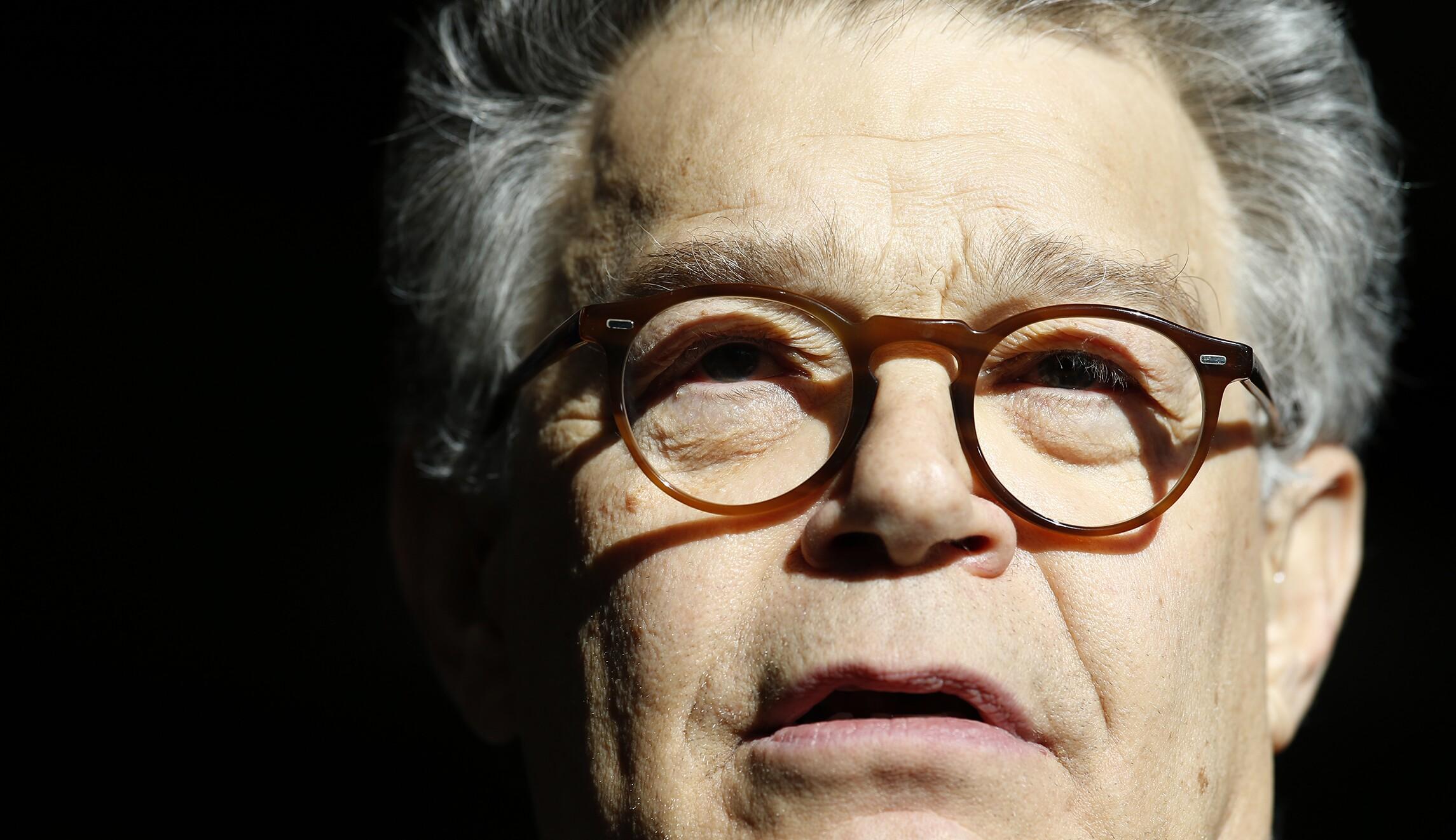 Democratic Senators Call For >> Female Democratic Senators Lead Wave Of Calls For Al Franken To Resign