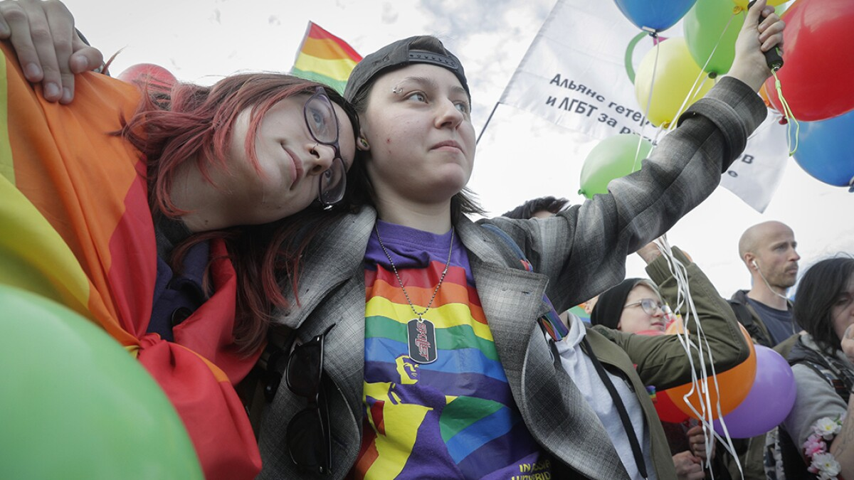 How Trump can combat Russia's lethal persecution of gays in Chechnya