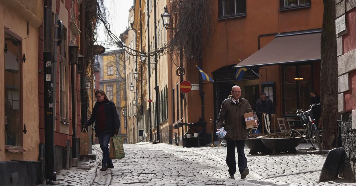 Swedish coronavirus death toll surpasses 4,000