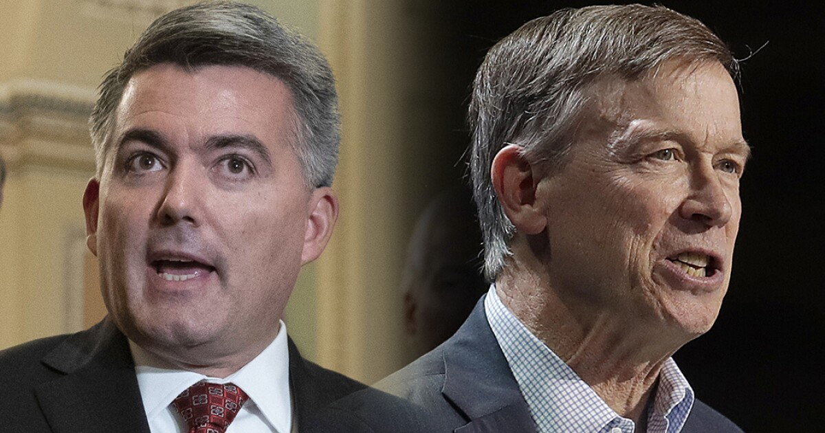 POLL: HICK LEADS GARDNER BY 13