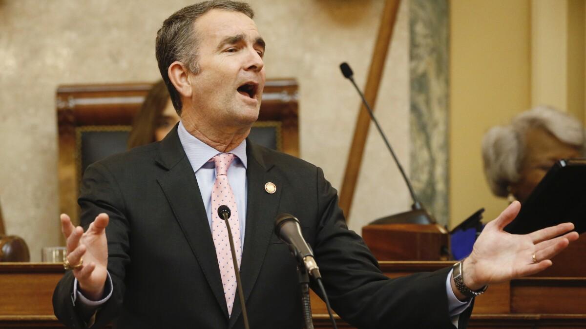 Virginia judge denies bid to overturn emergency gun ban ahead of state Capitol rally
