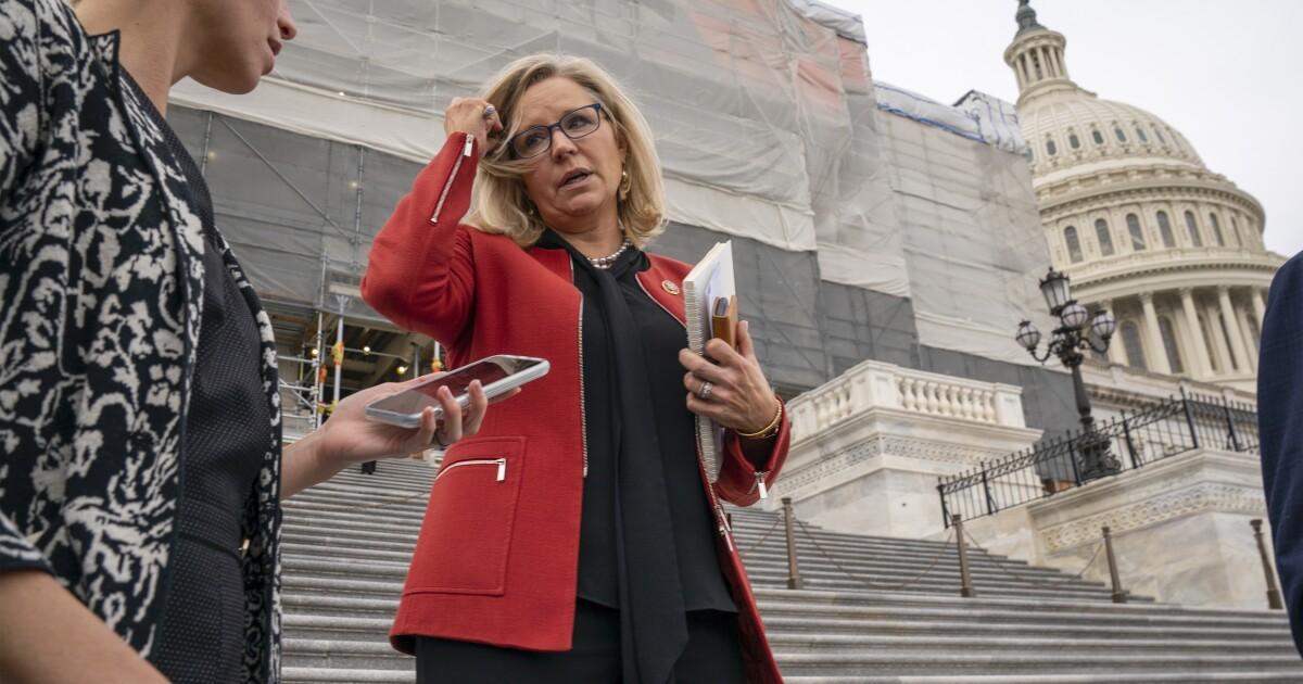 Trumpian House Republicans are proving Liz Cheney right