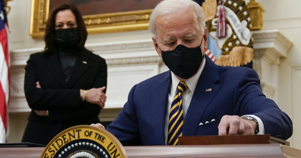 Biden Administration - cover