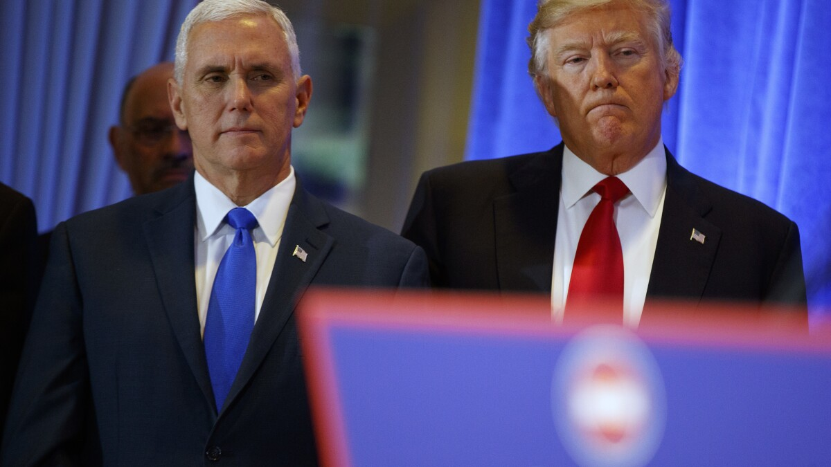 'Polar opposites': President Mike Pence would mean more prayer, less Twitter, and a return to traditional Republicanism
