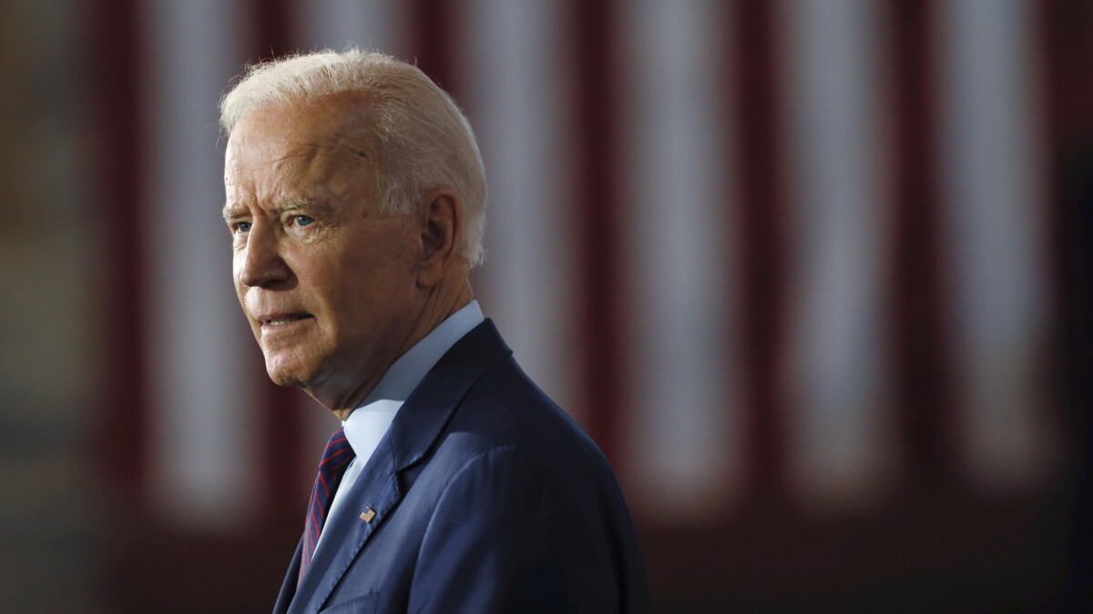 Six times Biden described major events in his life that never happened