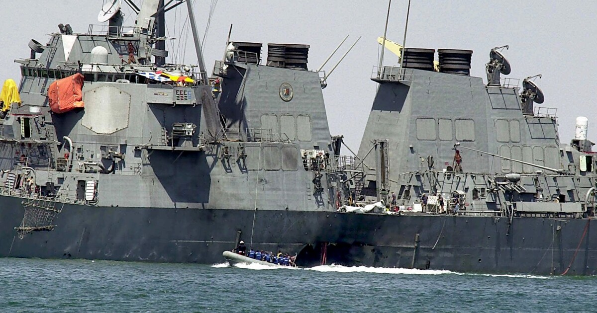 Sudan reaches $70M settlement with <i>USS Cole</i> bombing victims in bid to escape US terrorism list