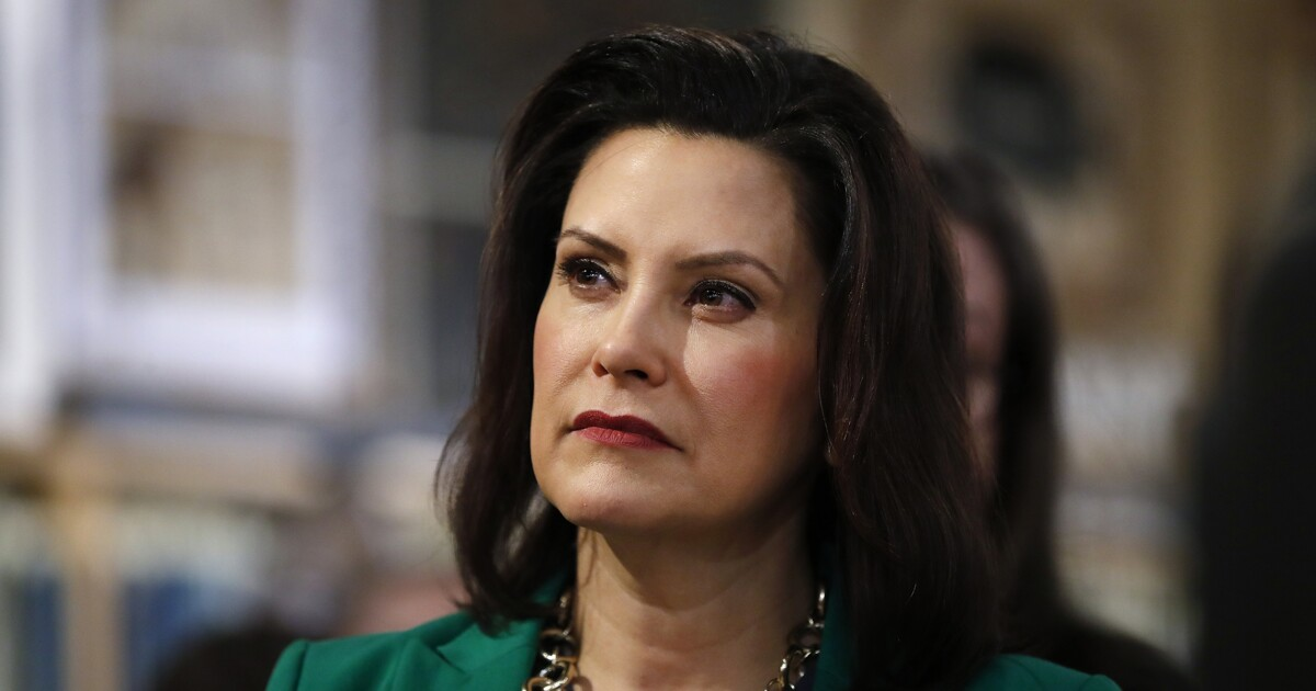 Whitmer calls for federal bailout but announces no...